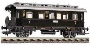 train miniature Voiture 3e classe DRG.  (HO)  5766 Fleischmann Quirao idées cadeaux