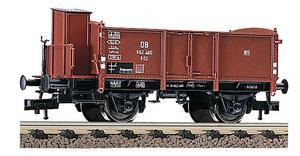 train miniature Wagon tombereau  (H0)  5912 Fleischmann Quirao idées cadeaux