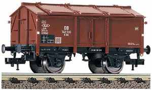 train miniature Wagon tombereau  (H0)  5913 Fleischmann Quirao idées cadeaux