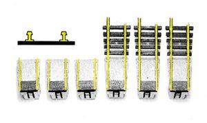 accessoire de train Set de complément plaque électrique  (H0) Fleischmann Quirao idées cadeaux