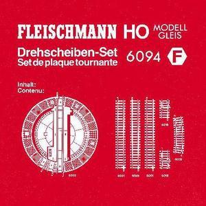 accessoire de train Set de plaque tournante Model (H0) Fleischmann Quirao idées cadeaux