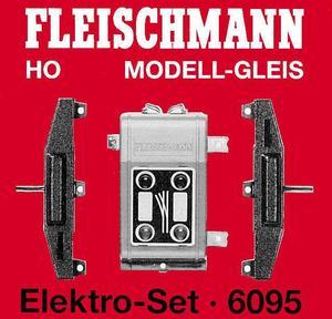accessoire de train Electro-set (H0) Fleischmann Quirao idées cadeaux