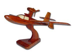 maquette d'avion Lake la 4 Buccaneer La Collection d'Avions Quirao idées cadeaux
