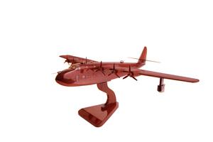 maquette d'avion Blohm Und Voss Bv222 Wiking - 54 cm La Collection d'Avions Quirao idées cadeaux