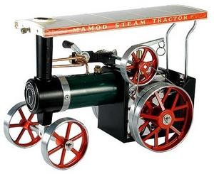 machine a vapeur mamod tracteur en laiton 1313b. Black Bedroom Furniture Sets. Home Design Ideas