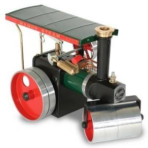 machine à vapeur Kit Rouleau à vapeur Mamod Quirao idées cadeaux