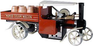 machine à vapeur Camion vapeur avec barriques Mamod Quirao idées cadeaux