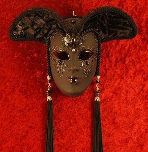 Venetian mask Casanova Blue Moon Mask