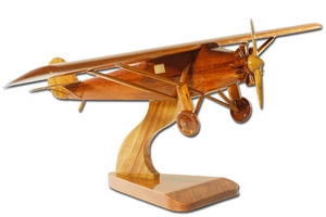 maquette d'avion Ryan Spirit of St Louis La Collection d'Avions Quirao idées cadeaux