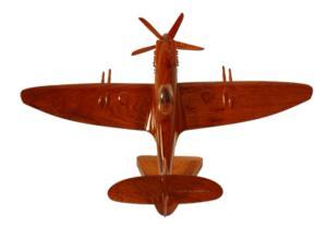 maquette d'avion Supermarine Spitfire La Collection d'Avions Quirao idées cadeaux