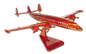 maquette d'avion Lockheed Superconstellation La Collection d'Avions Quirao idées cadeaux