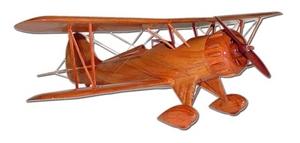 maquette d'avion Waco (Weaver Aircraft Company of Ohio) La Collection d'Avions Quirao idées cadeaux