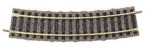 accessoire de train Rail Profi courbe 18° rayon  42 cm (H0) carton de 10 Fleischmann Quirao idées cadeaux
