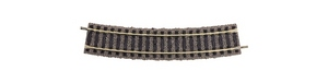 accessoire de train Rail courbe Profi 18° rayon  48.3 cm (H0) carton de 10 Fleischmann Quirao idées cadeaux