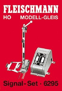 accessoire de train Set signalisation  (H0)  6295 Fleischmann Quirao idées cadeaux