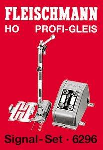 accessoire de train Set signalisation  (H0)  6296 Fleischmann Quirao idées cadeaux