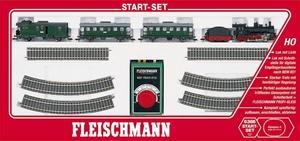 train miniature Start-set voyageurs  (H0) 6366 Fleischmann Quirao idées cadeaux