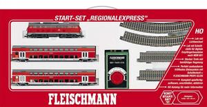 train miniature Start-set diesel  6367 (H0) Fleischmann Quirao idées cadeaux