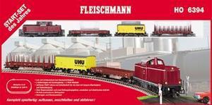 train miniature Start-set diesel  6394  (H0) Fleischmann Quirao idées cadeaux