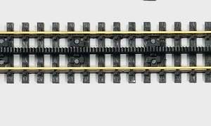 accessoire de train Rail crémaillère Model (H0) carton de 10 Fleischmann Quirao idées cadeaux