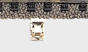 accessoire de train Borne de raccordement Profi (H0) carton de 10 Fleischmann Quirao idées cadeaux