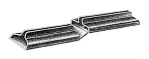 accessoire de train Eclisse d'adaptation Profi-Model (H0) carton de 10 Fleischmann Quirao idées cadeaux
