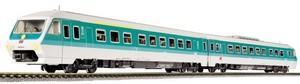 train miniature Autorail Pendolino FMZ  (H0) Fleischmann Quirao idées cadeaux
