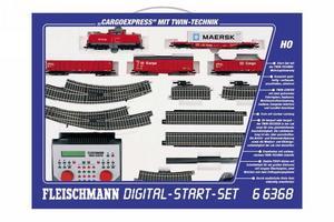 train miniature Start-set diesel digital  (H0) Fleischmann Quirao idées cadeaux
