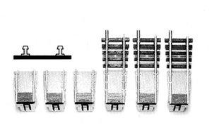 accessoire de train Set complémentaire plaque  (H0) Fleischmann Quirao idées cadeaux