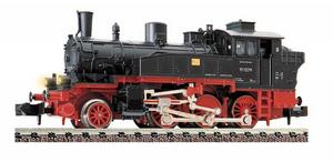 train miniature Loco Tender  (échelle N)  7033 Fleischmann Quirao idées cadeaux