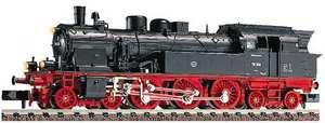 train miniature 4-6-4 Loco Tender de la DB type 78 (échelle N) 7077 Fleischmann Quirao idées cadeaux