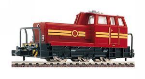 train miniature Loco diesel industrielle (échelle N) 7218 Fleischmann Quirao idées cadeaux