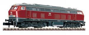 train miniature Loco diesel DB 218 (échelle N) 7237 Fleischmann Quirao idées cadeaux