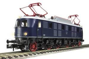 train miniature Loco électrique 1937 E19  (échelle N) Fleischmann Quirao idées cadeaux