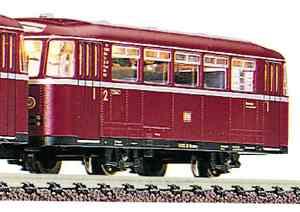train miniature Voiture Autorail  (échelle N) Fleischmann Quirao idées cadeaux