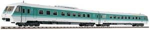 train miniature Autorail pendulaire  (échelle N) Fleischmann Quirao idées cadeaux
