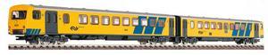 train miniature Autorail  (échelle N)  ref 7471 Fleischmann Quirao idées cadeaux