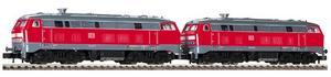train miniature Loco diesel traction double  (échelle N) Fleischmann Quirao idées cadeaux