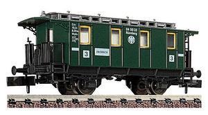 train miniature Voiture ancienne  (échelle N) Fleischmann Quirao idées cadeaux