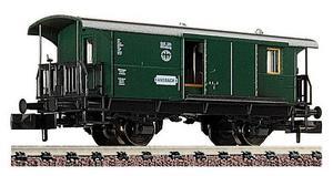 train miniature Fourgon  (échelle N)  ref 8055 Fleischmann Quirao idées cadeaux