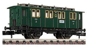 train miniature Voiture voyageurs 3 cl  (échelle N) Fleischmann Quirao idées cadeaux