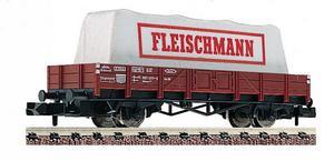 train miniature Wagon à parois  (échelle N) Fleischmann Quirao idées cadeaux