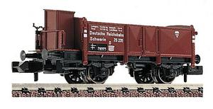 train miniature Wagon tombereau Cabine  (échelle N) Fleischmann Quirao idées cadeaux