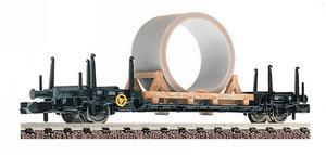 train miniature Wagon surbaissé  (échelle N) Fleischmann Quirao idées cadeaux