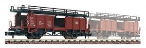 train miniature Wagon transport autos  (échelle N) Fleischmann Quirao idées cadeaux