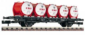 train miniature Wagon container  (échelle N) Fleischmann Quirao idées cadeaux