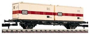 train miniature Wagon conteneurs  (échelle N) Fleischmann Quirao idées cadeaux