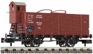 train miniature Wagon Cabine serre-freins  (échelle N) Fleischmann Quirao idées cadeaux