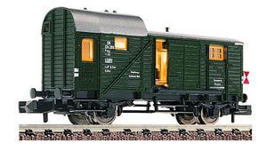 train miniature Fourgon DB  (échelle N)  8301 Fleischmann Quirao idées cadeaux