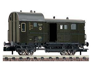 train miniature Fourgon train marchand  (échelle N)  8302 Fleischmann Quirao idées cadeaux